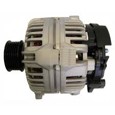 Alternator 1.9 TDi Without  Clutch Pulley By Rollco
