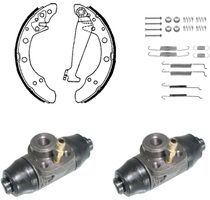 Brake Shoes & Brake Cylinder Kit 200mm